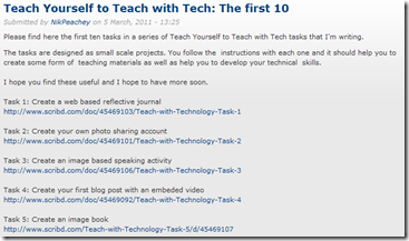 teach yourself tech
