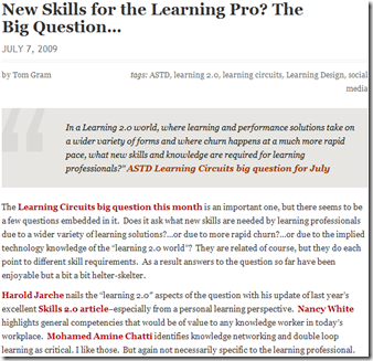 new skills for learning pro