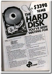 four thousand dollar hard drive