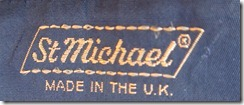 st michael clothing logo